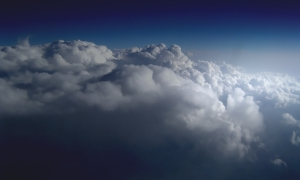 Looking at the World from the Clouds Photo Source: Wikipedia