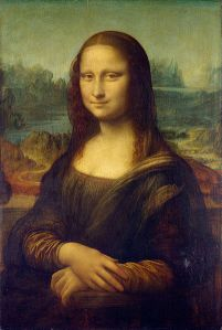 The Mona Lisa, by Leonardo da Vinci. (Photo Credit: Wikipedia)